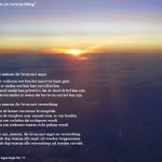 Woensdagmeditatie: Gebed - Angst en verwachting